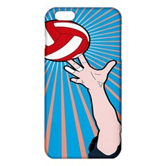 Volly Ball Sport Game Player Iphone 6 Plus/6s Plus Tpu Case by Mariart