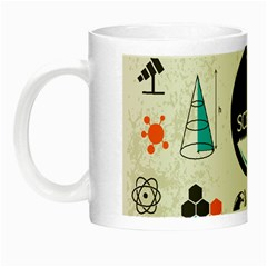 Science Chemistry Physics Night Luminous Mugs by Mariart