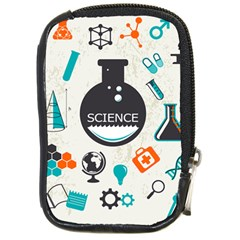 Science Chemistry Physics Compact Camera Cases by Mariart