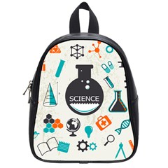 Science Chemistry Physics School Bags (small)  by Mariart
