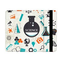 Science Chemistry Physics Samsung Galaxy Tab Pro 8 4  Flip Case by Mariart
