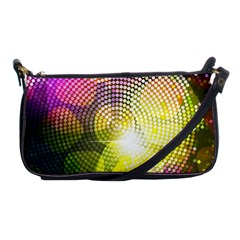 Plaid Star Light Color Rainbow Yellow Purple Pink Gold Blue Shoulder Clutch Bags by Mariart