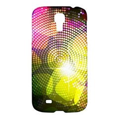 Plaid Star Light Color Rainbow Yellow Purple Pink Gold Blue Samsung Galaxy S4 I9500/i9505 Hardshell Case by Mariart