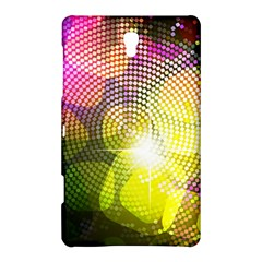 Plaid Star Light Color Rainbow Yellow Purple Pink Gold Blue Samsung Galaxy Tab S (8 4 ) Hardshell Case  by Mariart