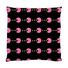 Wallpaper Pacman Texture Bright Surface Standard Cushion Case (two Sides) by Mariart