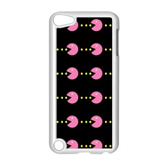 Wallpaper Pacman Texture Bright Surface Apple Ipod Touch 5 Case (white) by Mariart