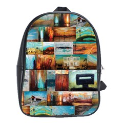 Australiana Maximum School Bag (large) by stevendix