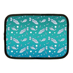 Under The Sea Paisley Netbook Case (medium)