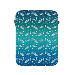 Under The Sea Paisley Apple Ipad 2/3/4 Protective Soft Cases