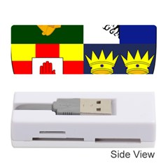 Arms Of Four Provinces Of Ireland  Memory Card Reader (stick)  by abbeyz71