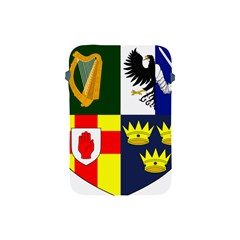 Arms Of Four Provinces Of Ireland  Apple Ipad Mini Protective Soft Cases by abbeyz71