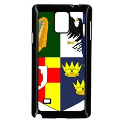 Arms Of Four Provinces Of Ireland  Samsung Galaxy Note 4 Case (black)