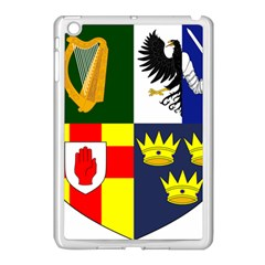 Arms Of Four Provinces Of Ireland  Apple Ipad Mini Case (white) by abbeyz71