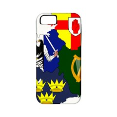 Flag Map Of Provinces Of Ireland Apple Iphone 5 Classic Hardshell Case (pc+silicone) by abbeyz71