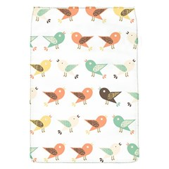 Assorted Birds Pattern Flap Covers (s)  by linceazul