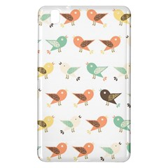 Assorted Birds Pattern Samsung Galaxy Tab Pro 8 4 Hardshell Case by linceazul