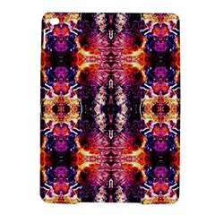 Mystic Red Blue Ornament Pattern Ipad Air 2 Hardshell Cases by Costasonlineshop