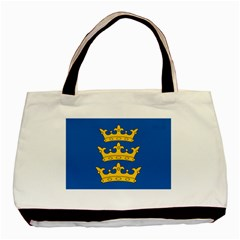 Banner Of Lordship Of Ireland (1177 1542) Basic Tote Bag (two Sides) by abbeyz71