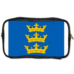 Banner Of Lordship Of Ireland (1177 1542) Toiletries Bags 2 Side by abbeyz71