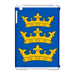 Banner Of Lordship Of Ireland (1177 1542) Apple Ipad Mini Hardshell Case (compatible With Smart Cover) by abbeyz71