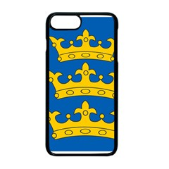 Banner Of Lordship Of Ireland (1177 1542) Apple Iphone 7 Plus Seamless Case (black) by abbeyz71