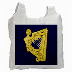 Royal Standard Of Ireland (1542-1801) Recycle Bag (one Side) by abbeyz71