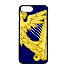 Royal Standard Of Ireland (1542 1801) Apple Iphone 7 Plus Seamless Case (black) by abbeyz71