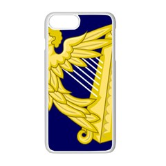 Royal Standard Of Ireland (1542 1801) Apple Iphone 7 Plus White Seamless Case by abbeyz71