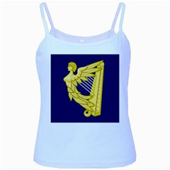 Royal Standard Of Ireland (1542 1801) Baby Blue Spaghetti Tank by abbeyz71
