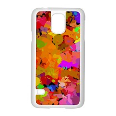 Colorful Shapes       Motorola Moto G (1st Generation) Hardshell Case by LalyLauraFLM