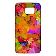 Colorful Shapes       Htc One M9 Hardshell Case by LalyLauraFLM