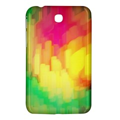 Pastel Shapes Painting      Nokia Lumia 925 Hardshell Case by LalyLauraFLM