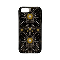 Lace Of Pearls In The Earth Galaxy Pop Art Apple Iphone 5 Classic Hardshell Case (pc+silicone) by pepitasart