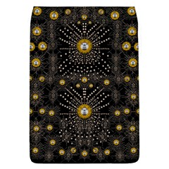 Lace Of Pearls In The Earth Galaxy Pop Art Flap Covers (l)  by pepitasart