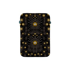 Lace Of Pearls In The Earth Galaxy Pop Art Apple Ipad Mini Protective Soft Cases by pepitasart