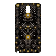 Lace Of Pearls In The Earth Galaxy Pop Art Samsung Galaxy Note 3 N9005 Hardshell Back Case by pepitasart