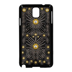 Lace Of Pearls In The Earth Galaxy Pop Art Samsung Galaxy Note 3 Neo Hardshell Case (black) by pepitasart