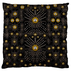 Lace Of Pearls In The Earth Galaxy Pop Art Standard Flano Cushion Case (two Sides) by pepitasart