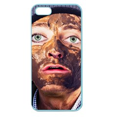 Shitfaced Apple Seamless Iphone 5 Case (color) by RakeClag