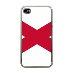 St  Patrick s Saltire Of Ireland Apple Iphone 4 Case (clear) by abbeyz71