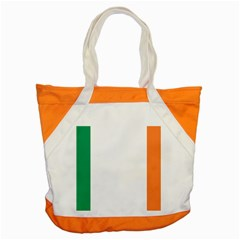 Flag Of Ireland  Accent Tote Bag by abbeyz71