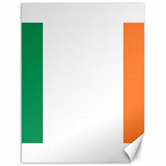 Flag Of Ireland  Canvas 18  X 24   by abbeyz71