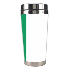 Flag Of Ireland  Stainless Steel Travel Tumblers by abbeyz71