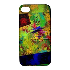Green Paint       Samsung Galaxy S3 Mini I8190 Hardshell Case by LalyLauraFLM