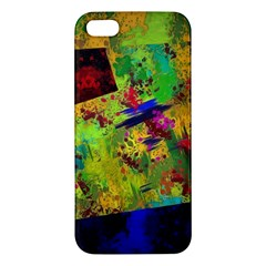 Green Paint       Samsung Galaxy Note 3 Leather Folio Case by LalyLauraFLM