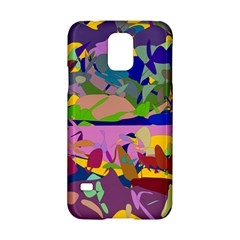 Shapes In Retro Colors        Nokia Lumia 625 Hardshell Case by LalyLauraFLM