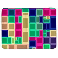 Rectangles And Squares        Htc One M7 Hardshell Case by LalyLauraFLM