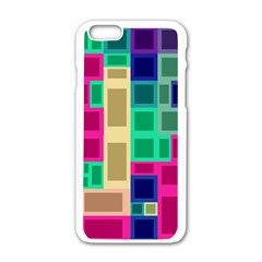 Rectangles And Squares        Motorola Moto E Hardshell Case by LalyLauraFLM