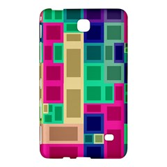 Rectangles And Squares        Sony Xperia Z3 Hardshell Case by LalyLauraFLM