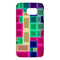 Rectangles And Squares        Htc One M9 Hardshell Case by LalyLauraFLM